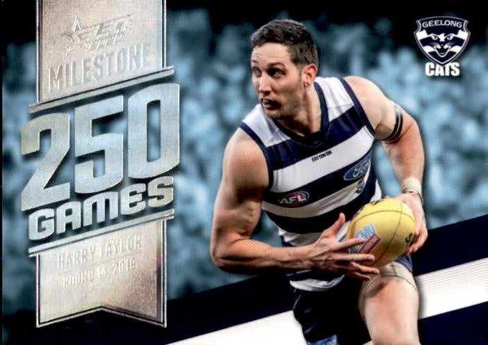 Harry Taylor, 250 Games Milestone, 2020 Select AFL Footy Stars