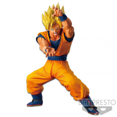 Banpresto DRAGON BALL SUPER CHOSENSHIRETSUDEN SUPER SAIYAN GOKU Figure