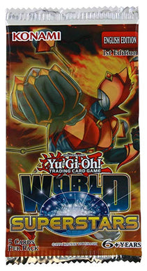 Yu-Gi-Oh TCG World Superstars Pack