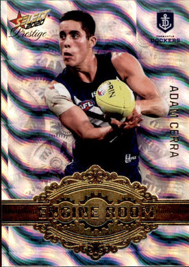 Adam Cerra, Engine Room, 2020 Select AFL PRESTIGE Footy Stars