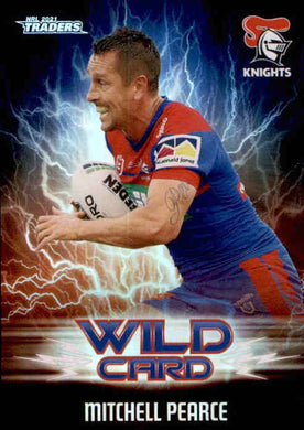 Mitchell Pearce, Wild Card, 2021 TLA Traders NRL