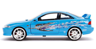 Fast & Furious - Mia's Acura Integra, 1:24 Scale Diecast Vehicle