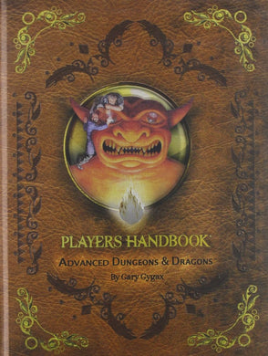 Dungeons and Dragons D&D 1st Edition Premium Players Handbook
