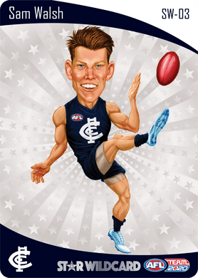Sam Walsh, Star Wildcard, 2020 Teamcoach AFL