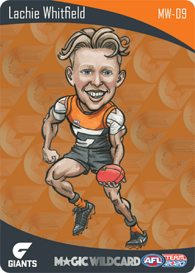 Lachie Whitfield, Magic Wildcard, 2020 Teamcoach AFL