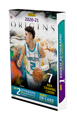 2020-21 Panini ORIGINS Basketball Hobby NBA Box