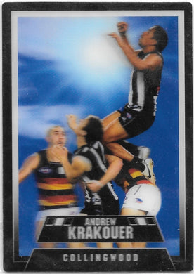 Andrew Krakouer, Screamers, 2012 Select AFL Champions