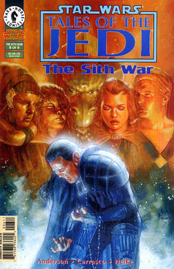 Star Wars, Tales of the Jedi, The Sith War #6 Comic