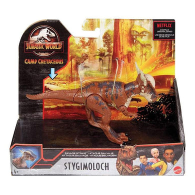 Jurassic World Savage Strike - Stygimoloch