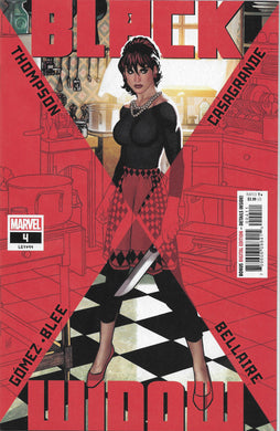 Black Widow #4 Comic (2020)
