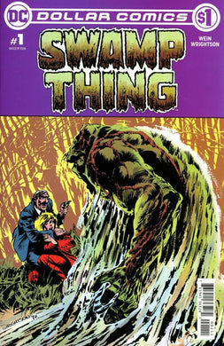 Dollar Comics Swamp Thing #1 Comic