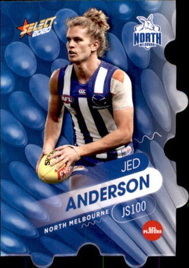 JS100 Jed Anderson, Jigsaw, 2020 Select AFL Footy Stars