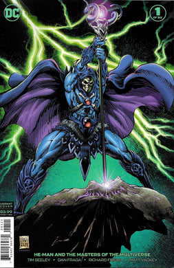 He-Man an the Masters of the Multiverse #1 Skeletor Variant Comic
