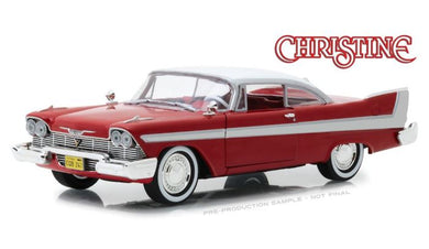 Christine (1983) 1958 Plymouth Fury, 1:24 Diecast Vehicle