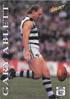 Gary Ablett, 1995 Select AFL