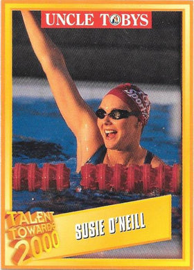 Susie O'Neill, Uncle Tobys Talent Towards 2000