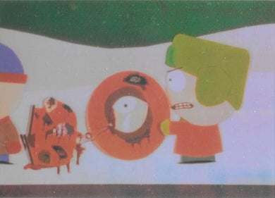 1998 Comic Images, South Park, Promotional Set of 6 cards. (NS)