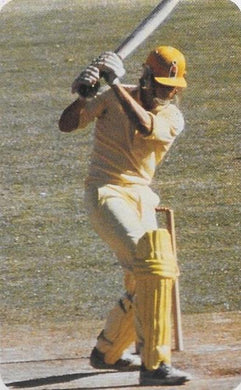 David Hookes, 1979-80 Ardmona Cricket Series II