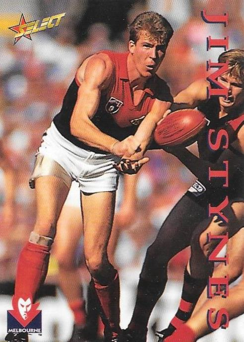 Jim Stynes, 1995 Select AFL