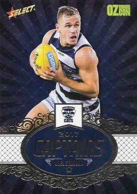 Joel Selwood, Captains, Oz Comic Con, 2017 Select AFL