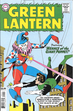 Green Lantern #1 Comic, 2020 Reprint