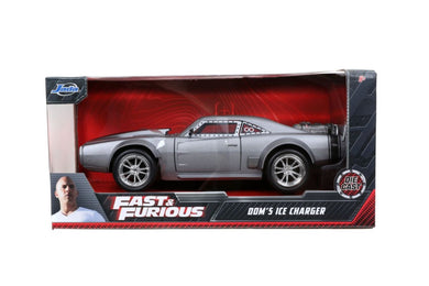 Fast & Furious - Dom's Ice Charger 1:24 Scale Diecast Vehicle