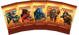 MAGIC THE GATHERING Rivals of Ixalan - Booster Pack