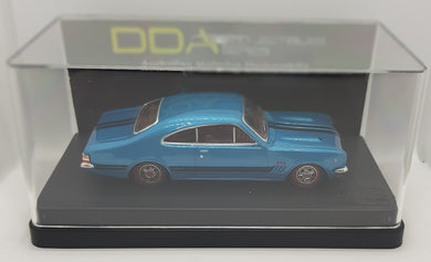 1969 Holden HT Monaro GTS 350, Monza Blue, 1:43 Scale Diecast Vehicle