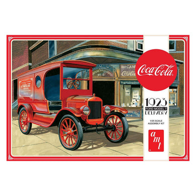 Coca-Cola, 1923 Ford Model T Delivery, 1:25 Scale Model Kit