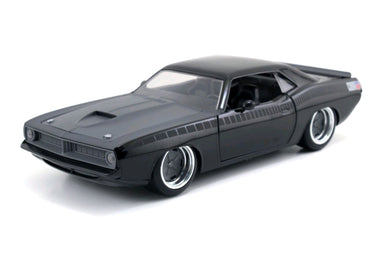 Fast & Furious - 1973 Plymouth Narracuda 1:24 Scale Diecast Vehicle