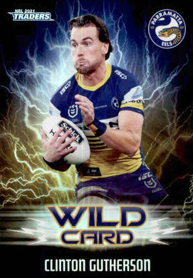 Clinton Gutherson, Wild Card, 2021 TLA Traders NRL