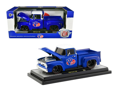 1956 Ford F-100 Truck VP Racing, M2 Machines, 1:24 Diecast Vehicle