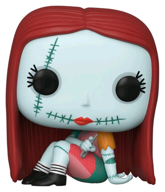 The Nightmare Before Christmas - Sally Sewing Pop! Vinyl