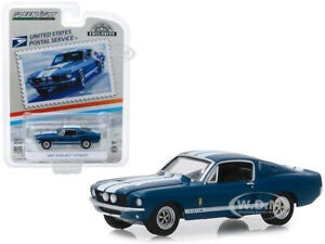 1967 Shelby GT500 United Parcel Service America, 1:64 Diecast Vehicle