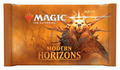 MAGIC THE GATHERING Modern Horizons - Booster Pack