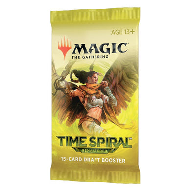 Magic the Gathering Time Spiral Remastered Draft Booster Pack