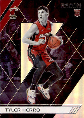 Tyler Herro, RC, Recon, 2019-20 Panini Chronicles NBA Basketball