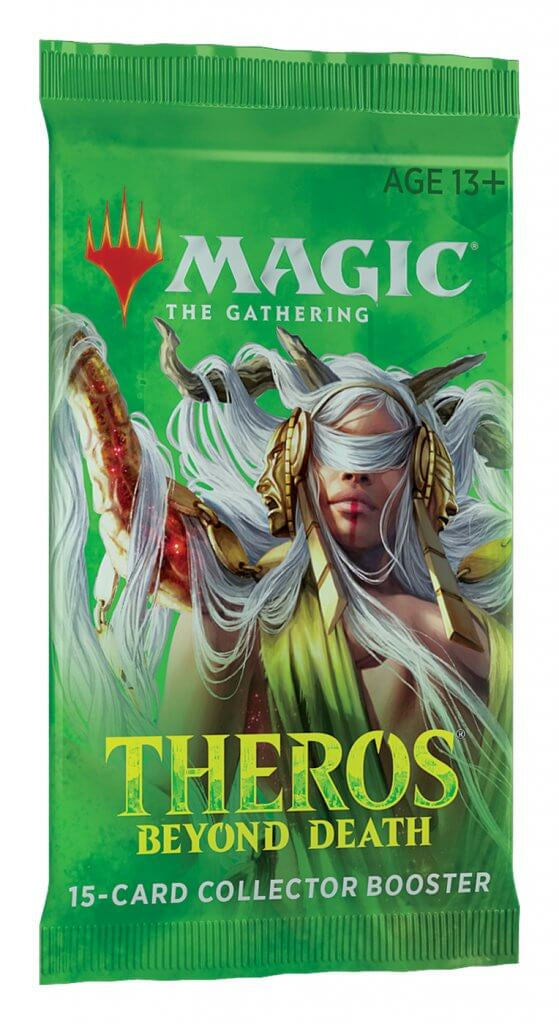 Theros Beyond Death, MAGIC THE GATHERING - Collector Booster Pack