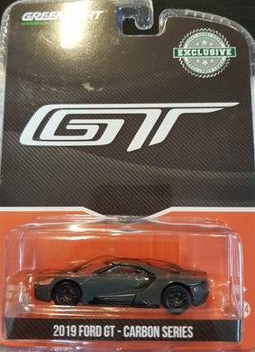 2019 Ford GT Carbon Series, 1:64 Diecast Vehicle