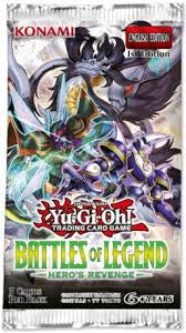 Yu-Gi-Oh TCG Battles of Legend Pack