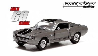 Gone in 60 Seconds Eleanor (2000) 1967 Custom Ford Mustang, 1:64 Diecast Vehicle