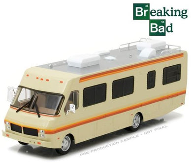 Breaking Bad 1986 Fleetwood Bounder RV, 1:43 Diecast Vehicle