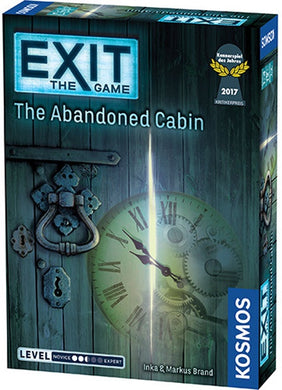 Exit the Game the Abandoned Cabin