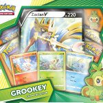 Grookey POKEMON TCG Galar Collection
