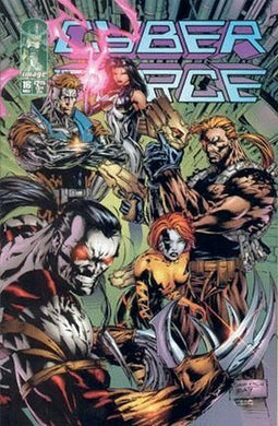Cyber Force #16 Comic