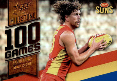 Aaron Young, Milestone, 2020 Select AFL PRESTIGE Footy Stars