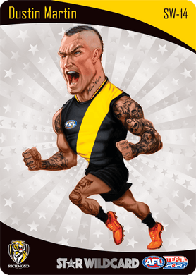 Dustin Martin, Star Wildcard, 2020 Teamcoach AFL