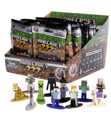 Minecraft - Nano Metalfigs wave 02 Blind Pack