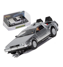 SCALEXTRIC DELOREAN - 'BACK TO THE FUTURE'