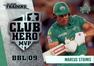 Marcus Stoinis, Club Hero, 2020-21 TLA Cricket Australia and BBL